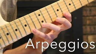 Learn This Crazy Arpeggio/Picking Sequence