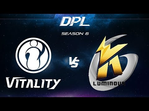 Invictus Gaming Vitality vs Keen Gaming.Luminous vod