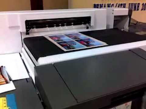 Noritsu D1005 Printing Cover of PhotoBook