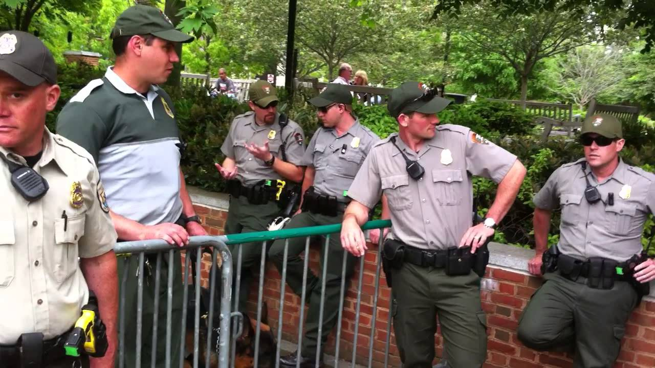 Park Police Fish Amp Wildlife Service And Philadelphia Cops