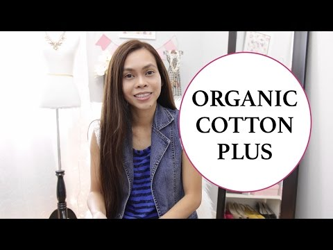 ORGANIC COTTON PLUS FABRIC HAUL