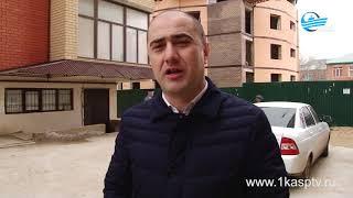 Представители муниципального унитарного предприятия «Водоканал» провели рейд по выявлению и отключен