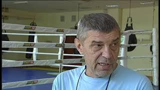 Підготовка українських боксерів до юнацької Олімпіади
