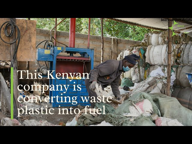 Adarsh Polymer is converting waste plastic into sustainable fuel