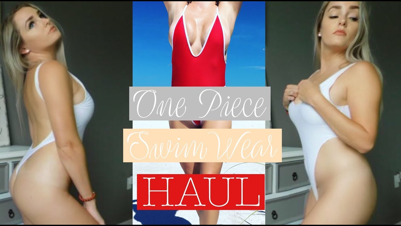 Bathing Suits TRY ON HAUL - YouTube ba841d14d