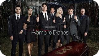 Дневники вампира - финальная фотосессия к завершению сериала (Музыкальное видео)
