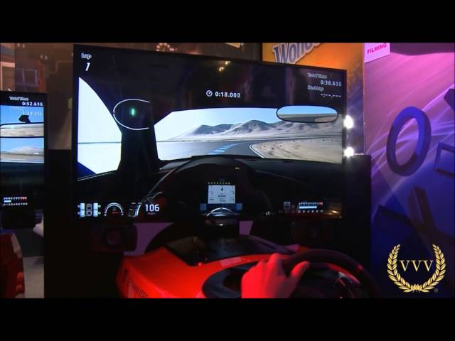 Gran Turismo 6 Deltawing and 2012 Audi R8 LMS Ultra Gameplay E3 2013