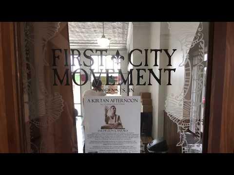 Sakshi Zion & Baraka Kirtan @ First City Movement - Vincennes, Indiana