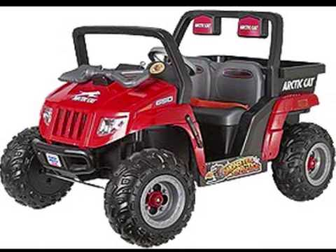 Arctic Cat Prowler Ride On Toy