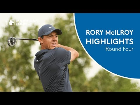 Rory McIlroy Highlights | Round 4 | 2018 Abu Dhabi HSBC Golf Championship