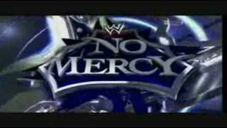 WWE No Mercy 2008 Opening