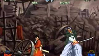 Last Blade 2 - Psychopath Hibiki run