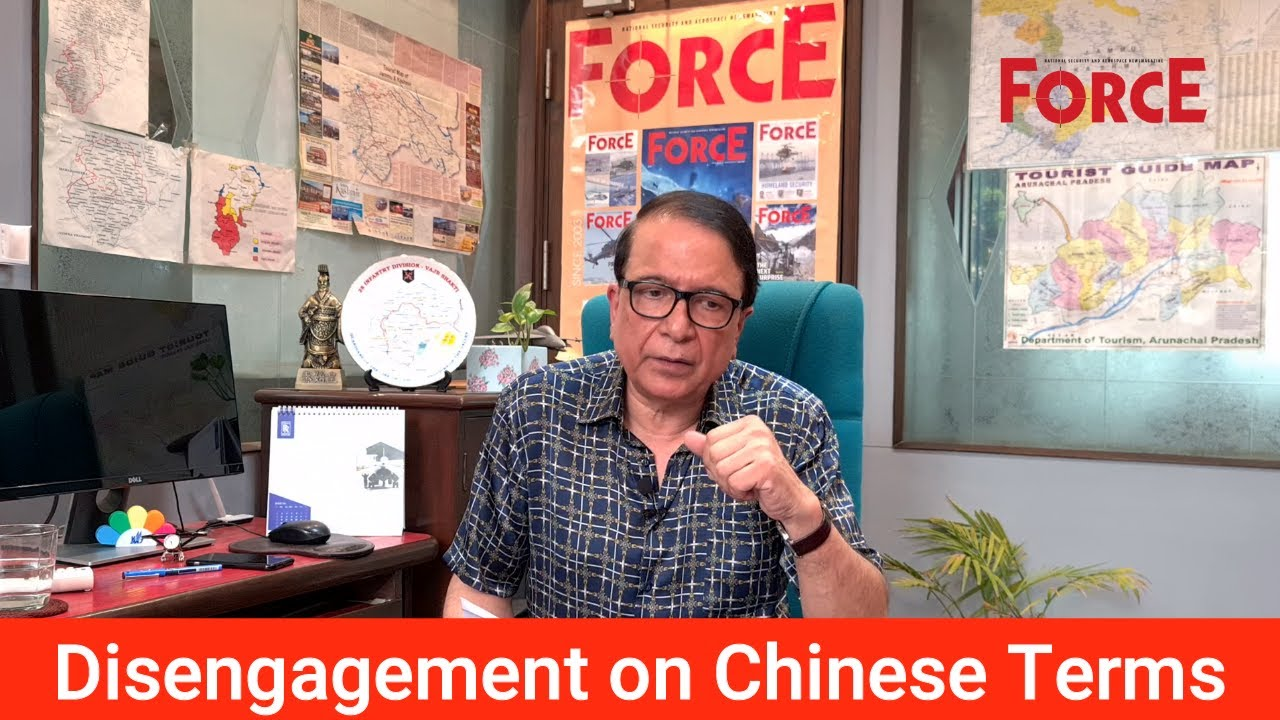 Disengagement on Chinese Terms