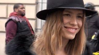 Fashion Week Paris 2010-2012  ELENA PERMINOVA  N1.