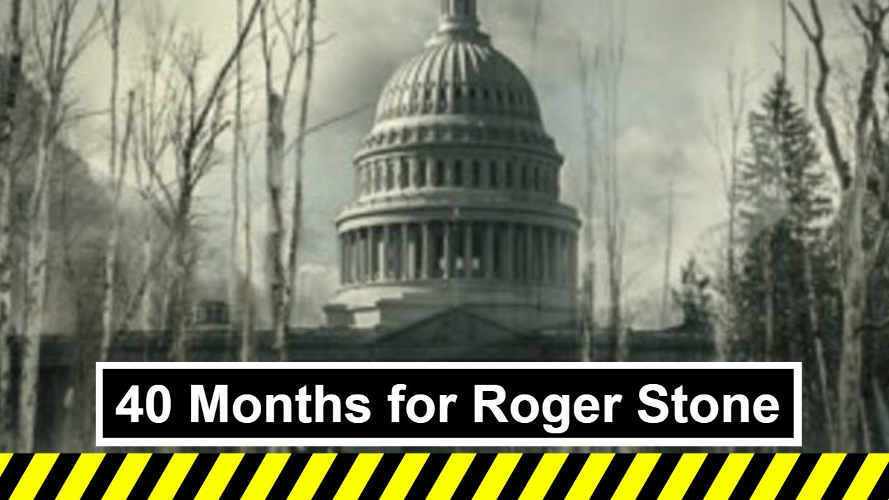 Zero Months for the Swamp - Headlines With A Voice