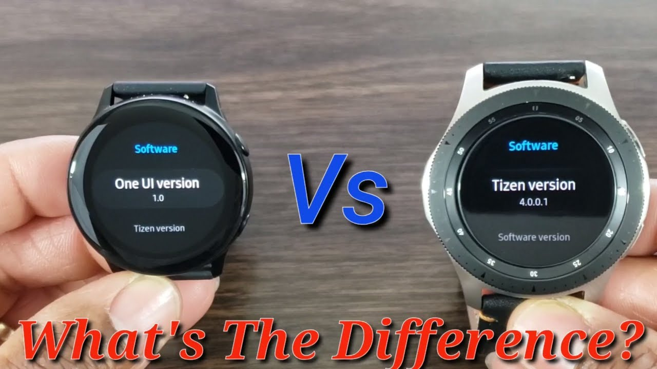 One UI update rolls out for the Galaxy Watch, Gear S3, and