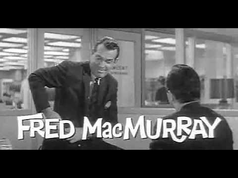The Apartment 1960 Trailer Jack Lemmon Shirley MacLaine Fred MacMurray