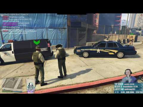Player in RP server speaks Spanish to avoid cops. Cop knows Spanish.