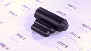 Термоусаживаемая капа с клеем для силового кабеля (заглушка)(Купить Заглушки Термоусаживаемые: http://rsgroup.com.ua/g3212119-termousazhivaemaya-kapa-kleem Поставщик ТОВ