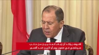 روسيا وتركيا وإيران تتفق على رؤية للتسوية بسوريا