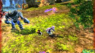 Guild Wars 2 Final Beta Weekend - Asura Mesmer Gameplay