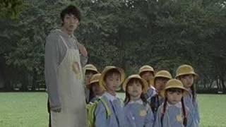 [CM] 玉木宏mister donut 避雨篇.
