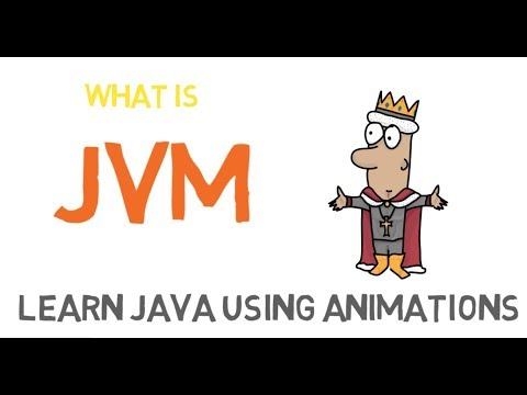 3 - JVM (Java Virtual Machine)