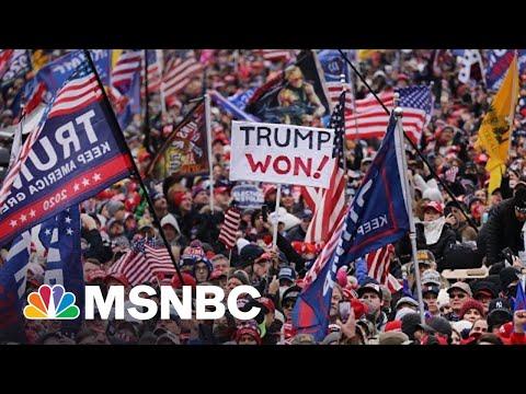 Republicans Make Trump's Big Lie Party's Campaign Platform