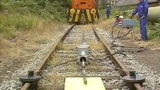 Подъёмка вагонов и локомотивов