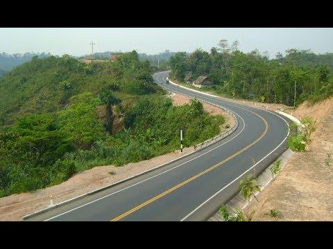 Ruta LIMA - HUANUCO - PUCALLPA 2017 (Carretera Central 780 Km - Peru)