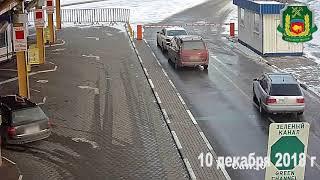 Житель Брестского района ввез незаконно в Беларусь семь авто