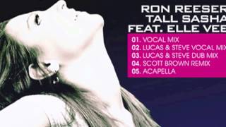 "Ron Reeser & Tall Sasha ""Indigo Sky"" (Scott Brown Remix)"