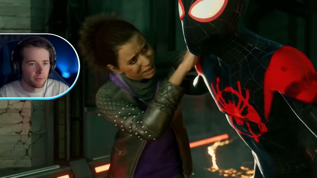 Download We've Been BETRAYED in Spider-Man Miles Morales PS5!