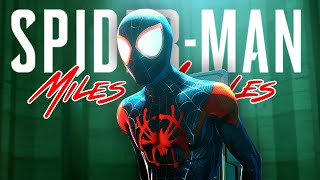 We've Been BETRAYED in Spider-Man Miles Morales PS5!