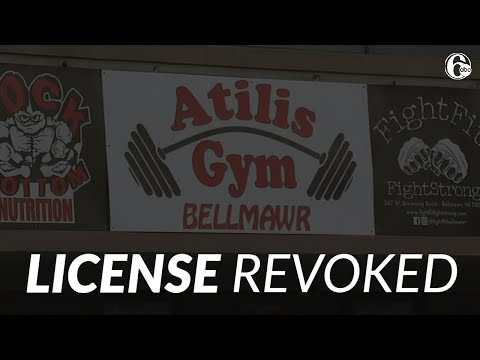 Atilis Gym in Bellmawr, New Jersey gets license revoked, owner says