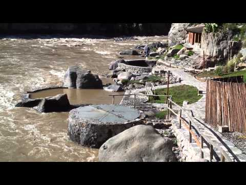 Colca Lodge in Colca Canyon, Peru