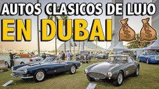 AUTOS CLASICOS DE LUJO EXCLUSIVOS EN DUBAI