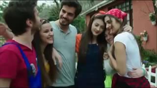 Ben Olsaydım اجمل اغنية تركية مشهورة ( بنات الشمس )