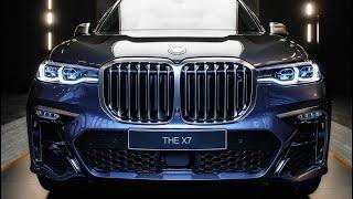 Bmw X7 2019 Обзор. Новый Mercedes Gls Или Бмв Х7?