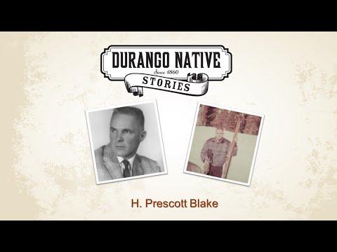 Durango Native Stories - Blake