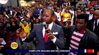 Belongings mysteriously disappear, then REAPPEAR through the Prophetic - Prophecy with Alph LUKAU