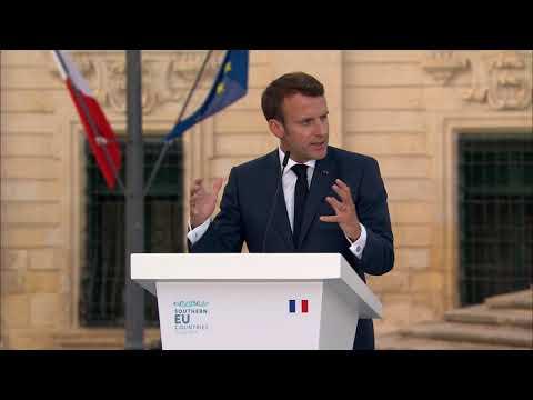 South EU Summit Valletta - Press Statements