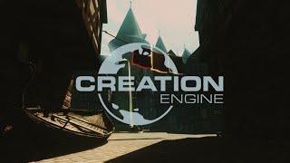 Creation Kit Speed Level Design - Medieval City - The Elder Scrolls V: Skyrim