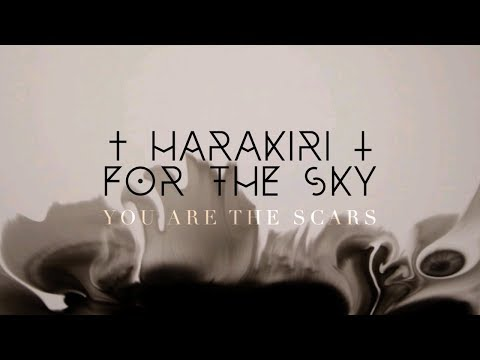 Harakiri For The Sky - You Are The Scars (Official Lyric Video)