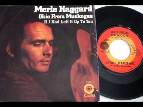 Okie From Muskogee , Merle Haggard , 1969 Vinyl