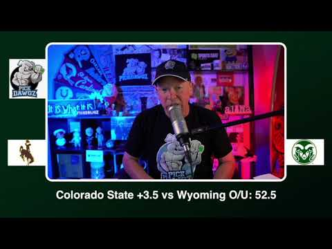 Colorado State vs Wyoming Free College Football Picks and Predictions CFB Tips Thursday 11/5/20