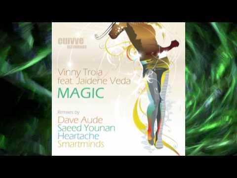 "Vinny Troia Feat Jaidene Veda - ""Magic"" (Saeed Younan Remix)"