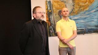 Wernisaż wystawy Mateusza Wróblewskiego