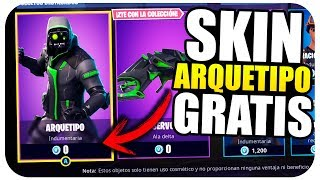 HOW TO GET NEW SKIN ARQUETYPE FOR FREE!!! PS4, XBOX & PC *NEW TIP* Fortnite Battle Royale