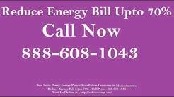 Best Solar Power (Energy Panels)  Installation Company in Randolph Massachusetts MA